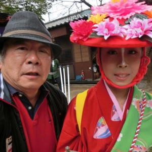 二宮神社の7年祭・父親の元へ出産の報告にあがります・母産婆・いろいろな役割があります