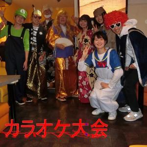 新人歓迎カラオケ大会・浜松市のカラオケ店で開きました。