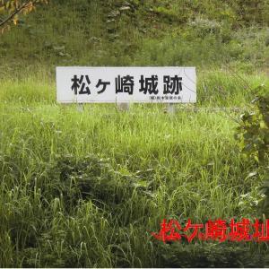 千葉県柏市の松ヶ崎城跡・平城で匝瑳氏の城でした・空堀、土塁、見晴台を歩きます