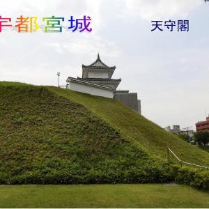 栃木県宇都宮城・戊辰戦争の激戦地・新政府軍が奪回しました
