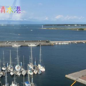 静岡県清水港に遊ぶ・静岡事務所に行く途中・エスパルスドリームプラザ