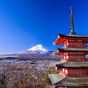行ってみた絶景の富士山、パワースポット❣️