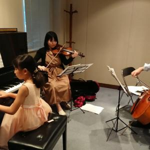 【動画】室内楽の練習
