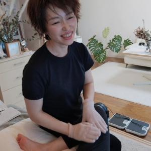 手の平の使い方
