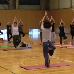 Yoga+(ヨガプラス)体験会のご案内