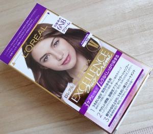 ◆ロレアル パリ 白髪染め エクセランス R クリームタイプ NB6カラー
