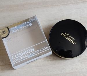 ◆レブロン カラーステイ クッション ロングウェア ファンデーション