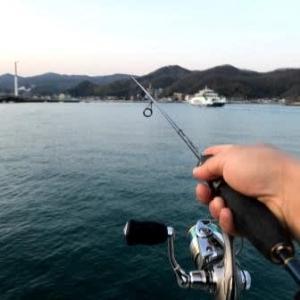 20200318 広島県竹原市でちょい釣り