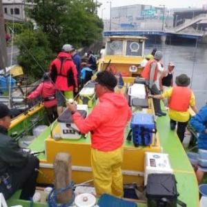 20200724 午前マゴチ 八幡橋濱生丸