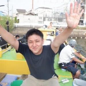20200810 午前マゴチ 八幡橋濱生丸