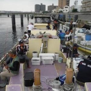 20180602 東京湾シロギスバトル