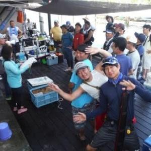 20190804 横浜白鱚の会 荒川屋夏大会