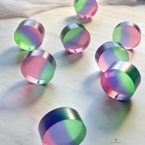 植物油から作る透明石鹸