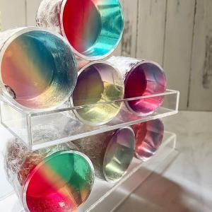 原料から作る透明石鹸