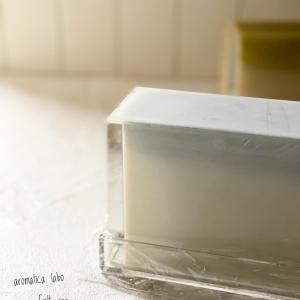 コールドプロセス製法の石鹸