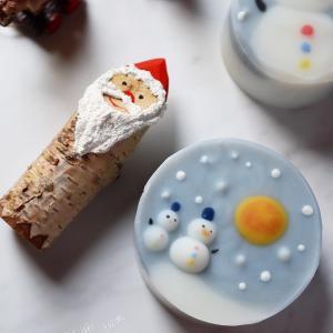冬&クリスマスの石鹸講座 2020