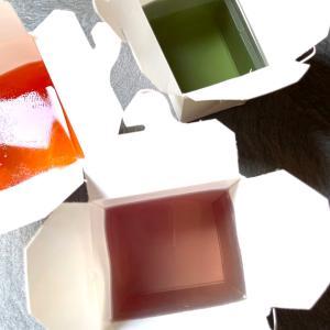 植物油から作る透明な石鹸