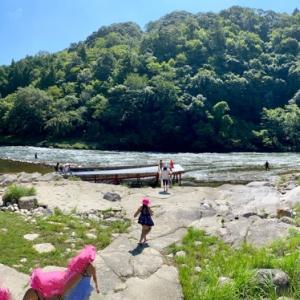 矢作川で鮎をがっつり食べる