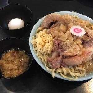 「自家製麺 No.11」(味の素フィールド西が丘)