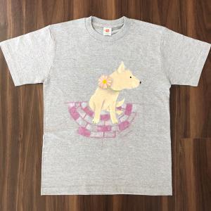 手描きTシャツ 4