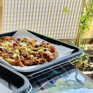 ☆やっとできたpizzaランチ