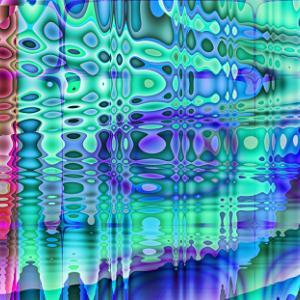 紫硝子越左赤影壁