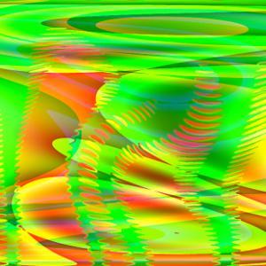 緑埃透明化模様硝子模様硝子