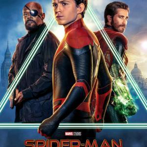 スパイダーマン・ファーフロムホーム公開!とジェイク・ギレンホール祭り・・。
