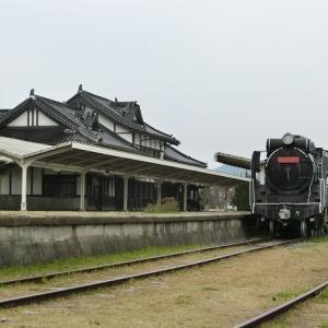 旧大社駅(出雲市大社町北荒木)