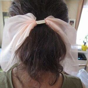 その前に髪!染めたら?。。。。