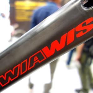 「WIAWIS」サイクルモード2015最大の衝撃