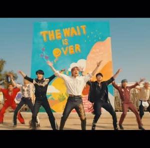BTS 新曲 'Permission to Dance' 一緒に踊ろう (^^♪