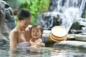静水圧効果が内臓にあらわれてくる絶大なお風呂入浴!