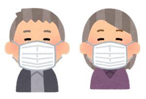 横浜球場の付近の路上を歩いている海外の人は現実ノウマスクで歩いている!