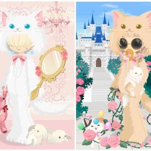 ニコッとタウン 2019年9月(8) ふわふわのけもの ~Fluffy Furry Friends~
