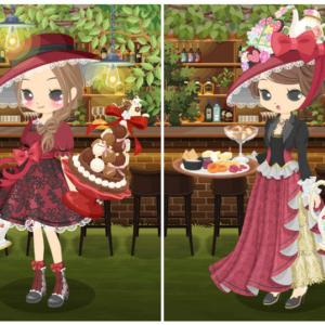 ニコッとタウン 2020年9月(7) 緑の森のBAR ~Just Like Marie Antoinette~