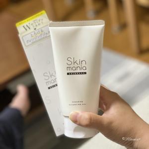Skin mania セラミド クレンジングジェル&セラミド 泡洗顔