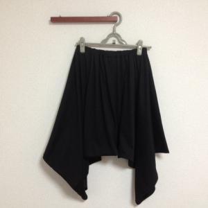 超簡単パンツスカート