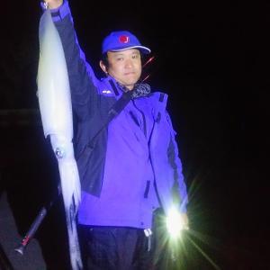 2019年3月10日式根島釣り情報