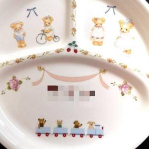 子供さんへの可愛らしいセット食器