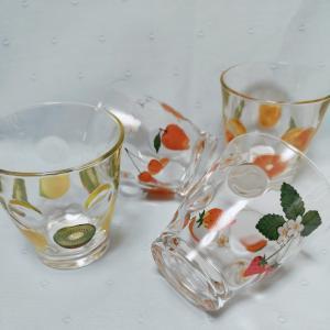 夏になったら使いたい涼しげグラス