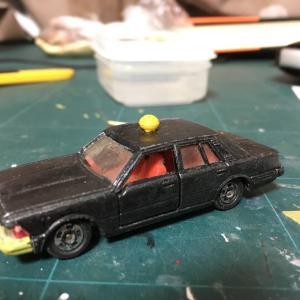 【完成】NO.28 日産セドリック タクシー