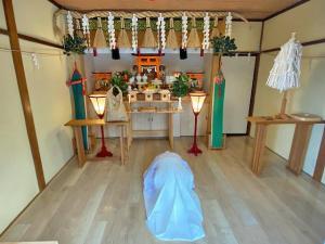 令和二年十二月一日 光明稲荷 月次祭 執り行わさせていただきました。