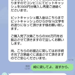 NPO法人 笠井から来たもしかしていい人?と思わせる文
