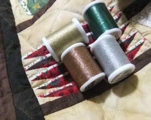 使用中のキルティング糸は2012年にルーツが![fd-ring]