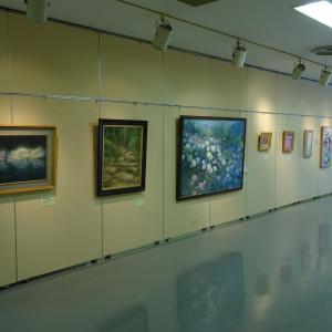 本日より「第67回 田辺美術協会展」開催中です!