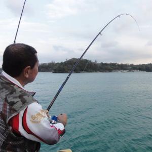 8ヶ月ぶりの釣り