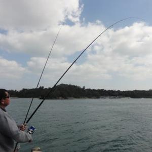 久々の釣り