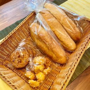 バターフィセルとお菓子2種