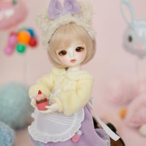 Lina chouchou Cotton candy Cream 発売 ♡